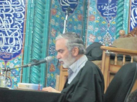 استاد سید حسین صدرالفاظ